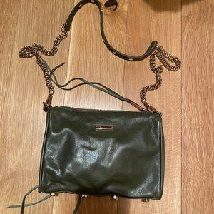 Rebecca Minkoff 3 zipper crossbody bag